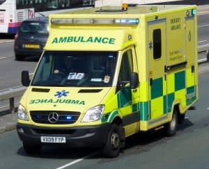 South Western Ambulance action on stroke
